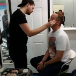 IN MAKE UP AHEAD OF A